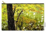 Autumn's First Reflections II Carry-all Pouch