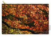 Autumn's Glory Carry-all Pouch by Anne Gilbert
