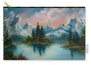 Autumn's Glow Carry-all Pouch by C Steele