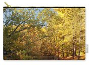 Autumn's Golden Pond Carry-all Pouch by Kim Hojnacki