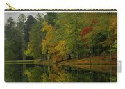 Autumns Reflection Carry-all Pouch