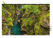 Avalanche Gorge In September Carry-all Pouch