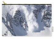 Avalanche I Carry-all Pouch by Bill Gallagher