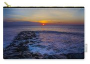Avalon New Jersey Sunrise Carry-all Pouch