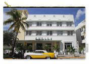 Avalon On Ocean Drive Carry-all Pouch