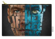 Avatar Quote Original Typography Art Carry-all Pouch