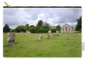 Avebury Aligned Stones Carry-all Pouch