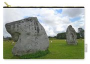 Avebury Megaliths Carry-all Pouch