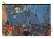 Avenue De Clichy Paris Carry-all Pouch by Louis Anquetin