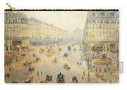 Avenue De L'opera In Paris Carry-all Pouch