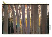 Avenue Of Plain Trees Carry-all Pouch