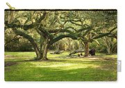 Avery Island Oaks Carry-all Pouch