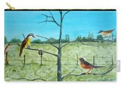 Aves En Comarca Del Sol Carry-all Pouch