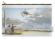 Aviation Meeting At Champagne Carry-all Pouch
