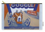 Aviator Goggle Sold Here Poster Carry-all Pouch