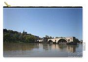 Avignon - Pont Saint Benezet Carry-all Pouch