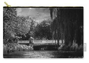 Avlon River At Nite Carry-all Pouch