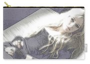 Avril Lavigne Carry-all Pouch