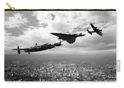 Avro Birds - Mono  Carry-all Pouch