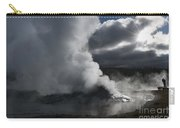 Awakening In Yellowstone Carry-all Pouch