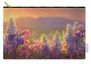 Awakening - Mt Susitna Spring - Sleeping Lady Carry-all Pouch