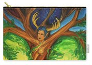 Awakening The Chakra Tree Carry-all Pouch
