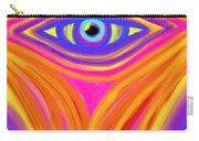 Awakening The Desert Eye Carry-all Pouch