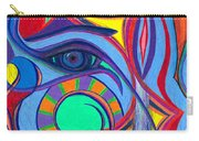 Awakening To Thy True Self Carry-all Pouch by Daina White