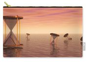 Awash In Time Carry-all Pouch