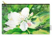 Awesome Apple Blossoms Carry-all Pouch