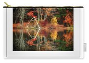 Awesome Autumn Poster Carry-all Pouch