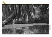 Awesome Pond 1 Carry-all Pouch by Denise Mazzocco