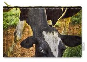 Awww Shucks Carry-all Pouch by Debra and Dave Vanderlaan