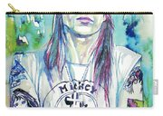 Axl Rose Portrait.1 Carry-all Pouch