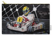 Ayrton Senna Karting Carry-all Pouch