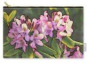 Azalea Art Carry-all Pouch