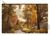Azalea Garden In Autumn Carry-all Pouch