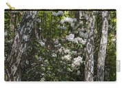Azaleas In The Trees Carry-all Pouch