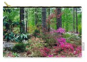 Azaleas Red Maple And Magnolia Trees Carry-all Pouch