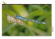 Azure Damselfly  Carry-all Pouch