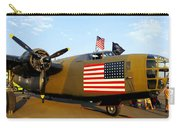 B-24 Bomber - Diamond Lil Carry-all Pouch