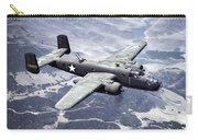 B-25 World War II Era Bomber - 1942 Carry-all Pouch