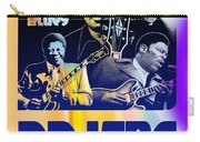B. B. King Poster Art Carry-all Pouch
