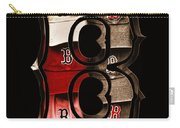 B For Bosox - Vintage Boston Poster Carry-all Pouch
