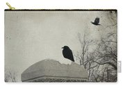 B Is For Blackbirds Carry-all Pouch
