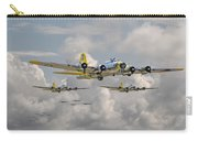 B17 486th Bomb Group Carry-all Pouch