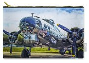 B17 Bomber Yankee Lady Carry-all Pouch