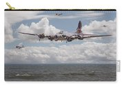 B17 The Hardest Mile Carry-all Pouch