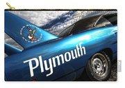 B5 Blue Superbird Carry-all Pouch
