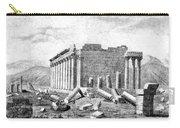 Baalbek Aka Heliopolis, 1845 Carry-all Pouch